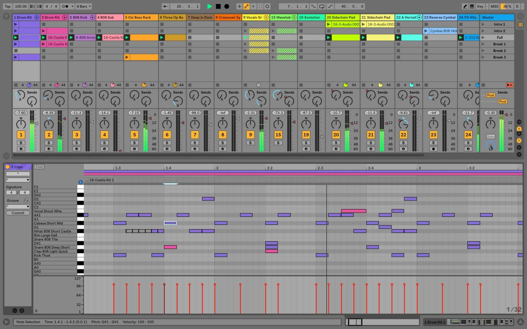 Ableton live 9 tutorial learn now with live 9 explained.