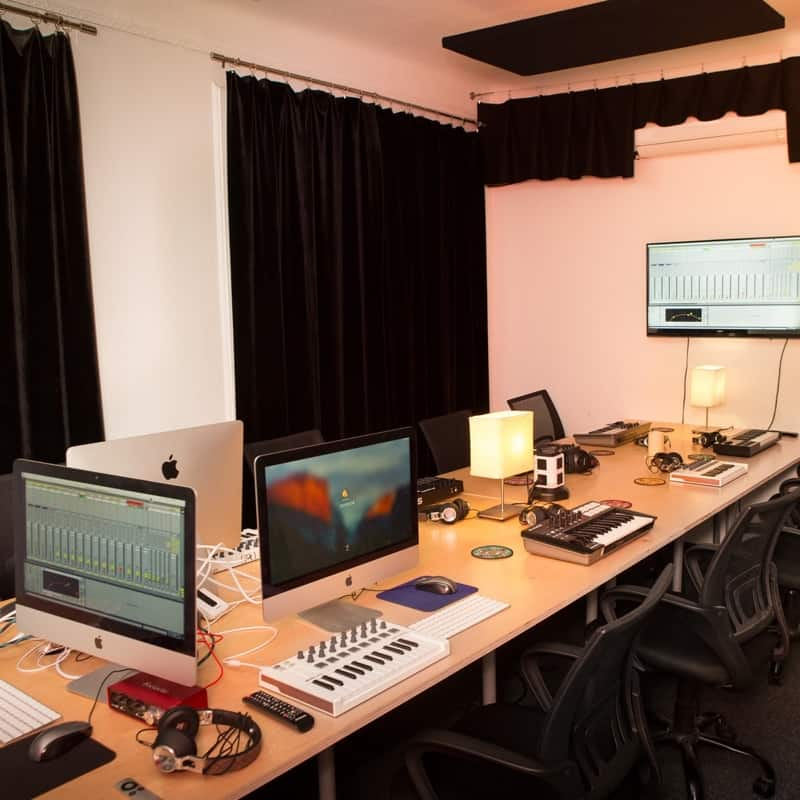 Garnish Music Production & DJ School | Courses in New York